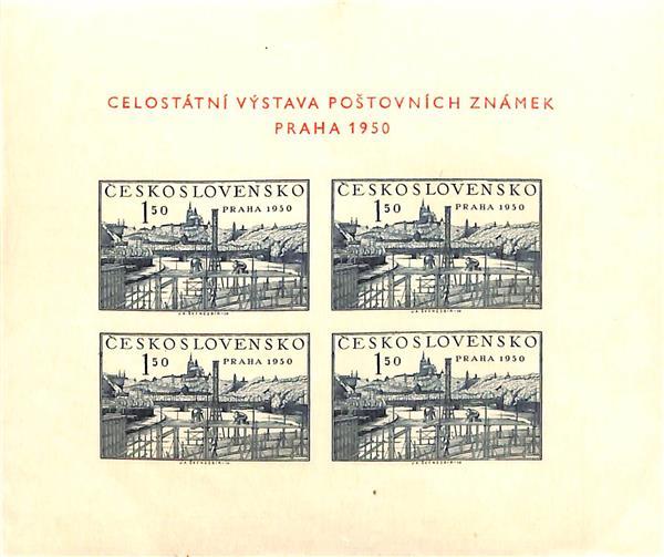 1950 Czechoslovakia
