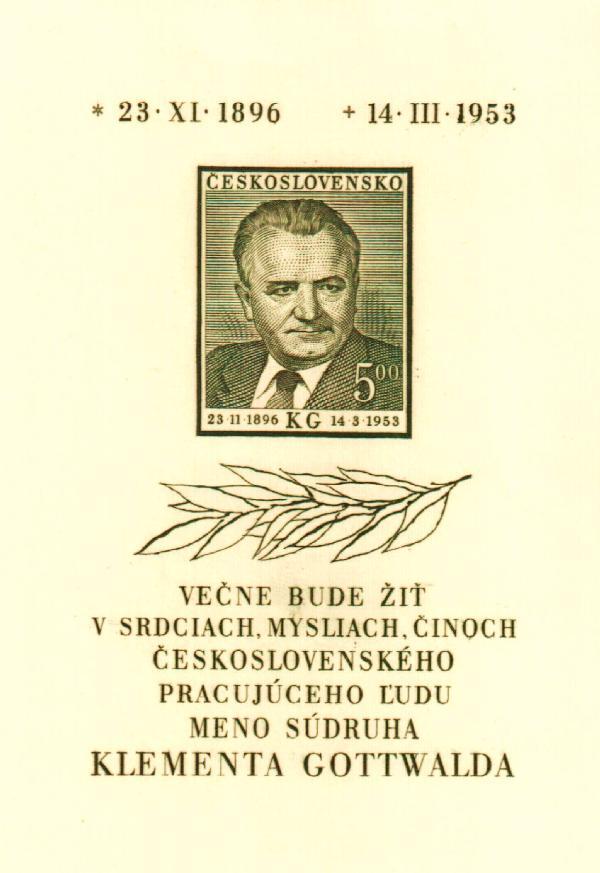 1953 Czechoslovakia