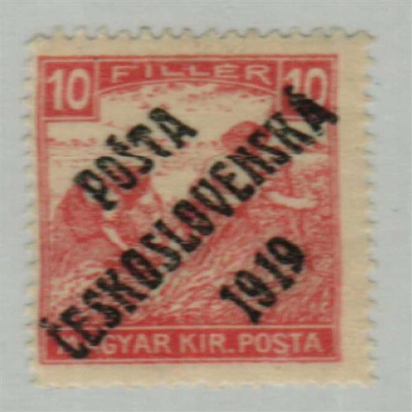 1919 Czechoslovakia