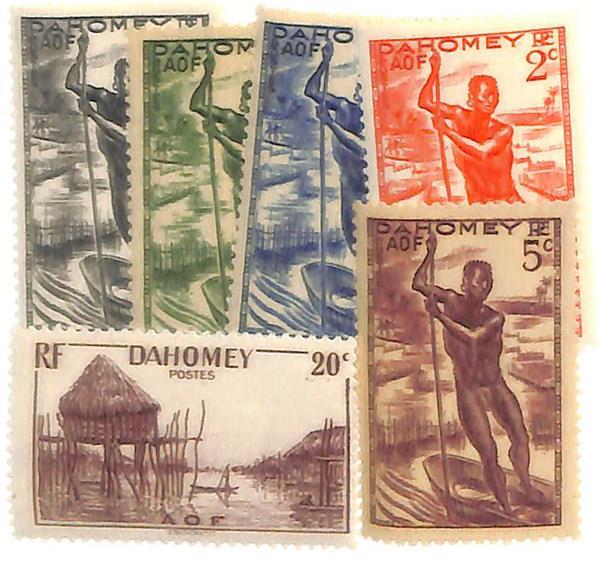 1941 Dahomey