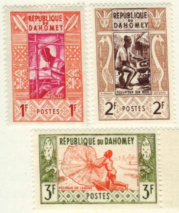 1961 Dahomey