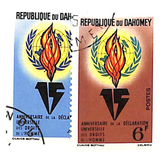1963 Dahomey