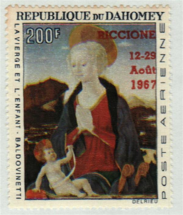 1967 Dahomey
