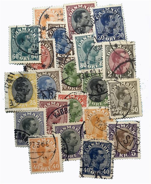 1913-28 Denmark