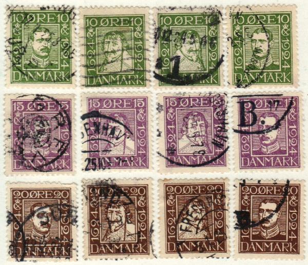 1924 Denmark