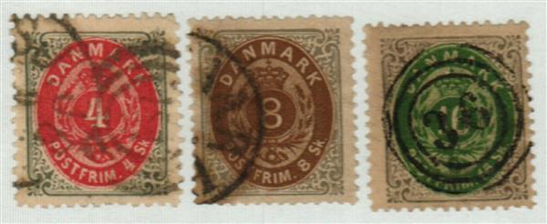 1870-71 Denmark