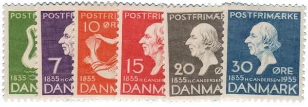1935 Denmark