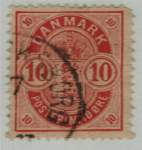 1888 Denmark