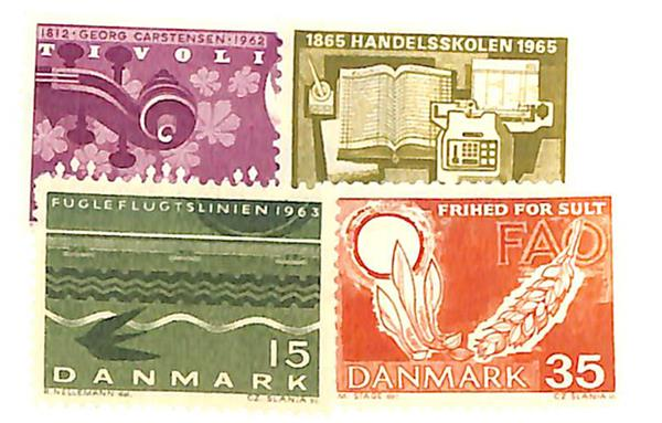 1962-65 Denmark