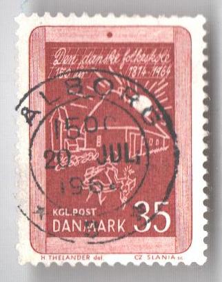 1964 Denmark