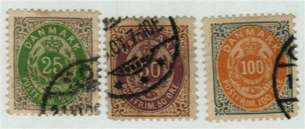 1895-98 Denmark