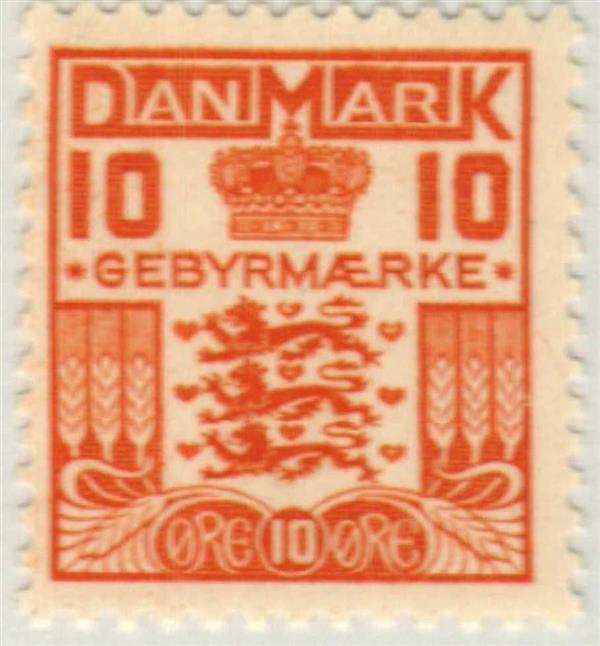 1934 Denmark