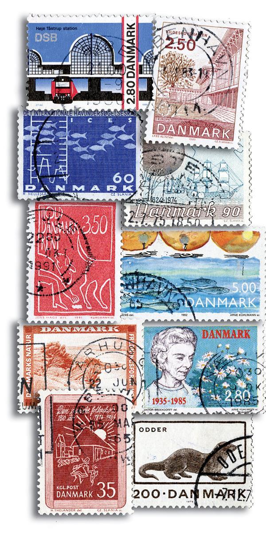 Denmark, 200v, Large