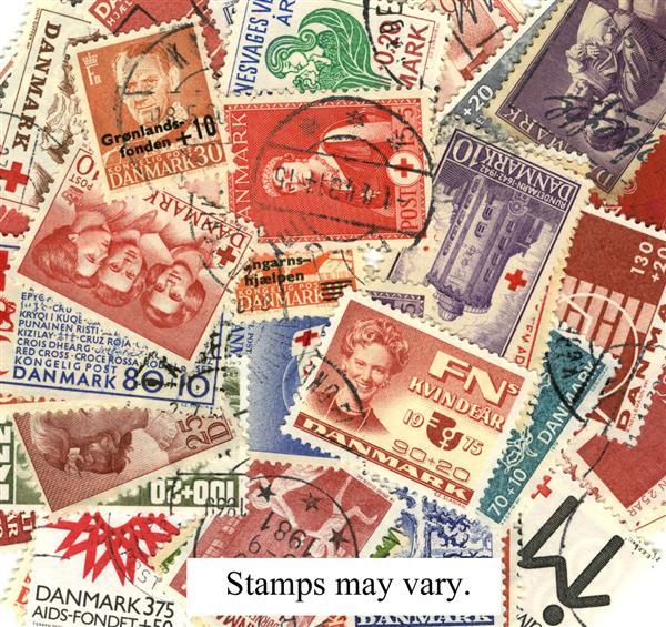 Denmark Semipostals, 50v