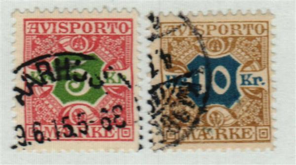 1907 Denmark