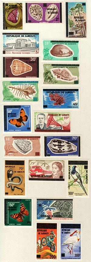 1977 Djibouti