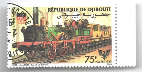 1985 Djibouti