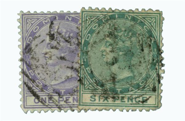 1874 Dominica