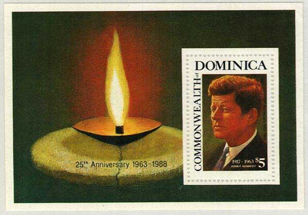 1988 Dominica