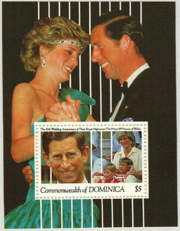 1991 Dominica