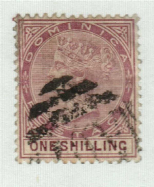 1888 Dominica