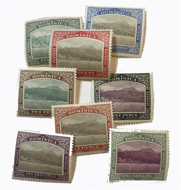 1903 Dominica