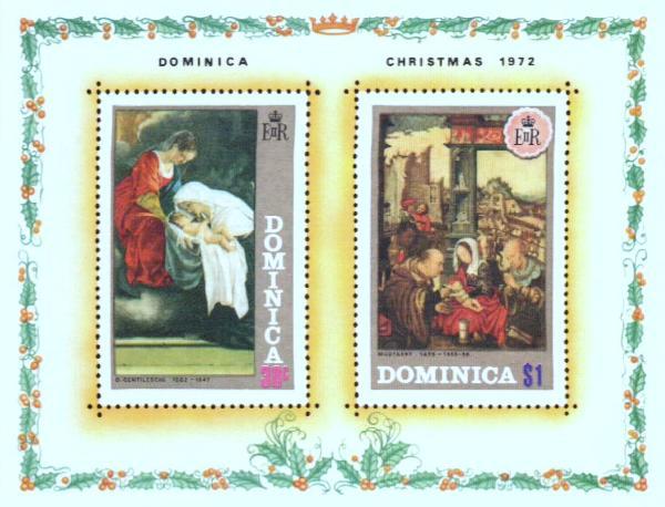 1972 Dominica