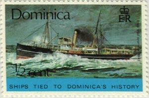 1975 Dominica