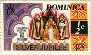 1977 Dominica