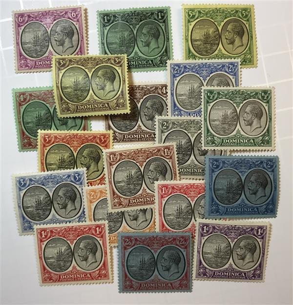 1923-33 Dominica