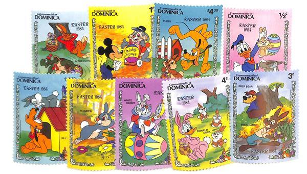 1982 Dominica