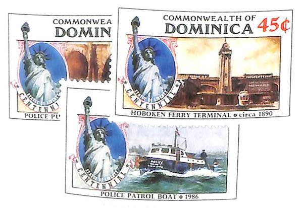 1986 Dominica