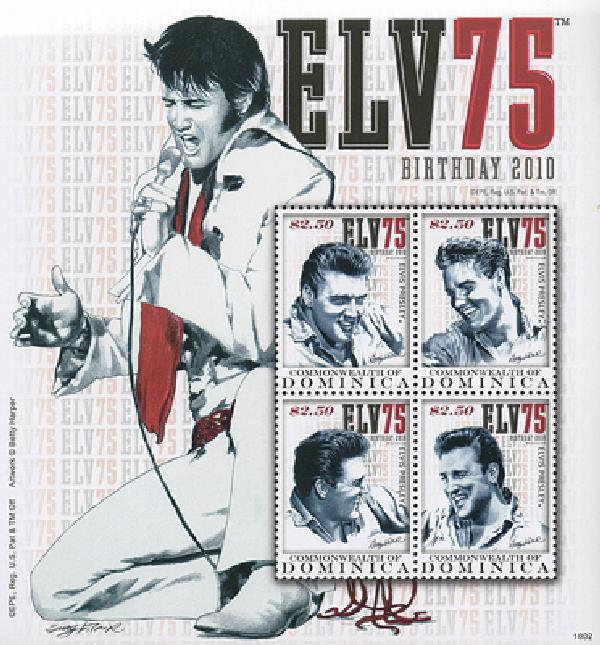 2010 Dominica Elvis 75th Birthday