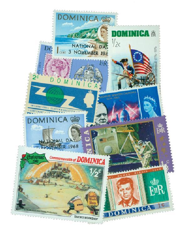 Dominica 25v