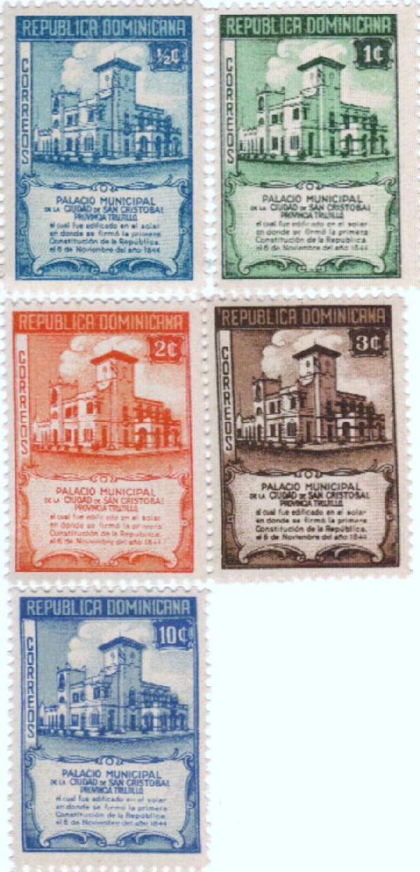 1945 Dominican Republic