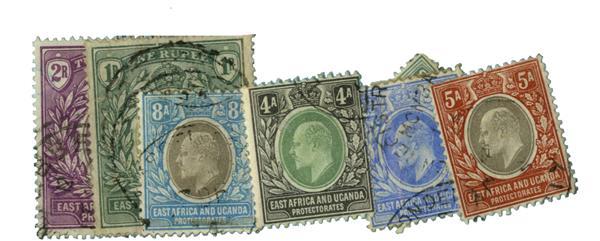 1903 East Africa and Uganda Prot.