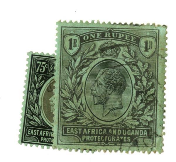 1912-18 East Africa and Uganda Prot.