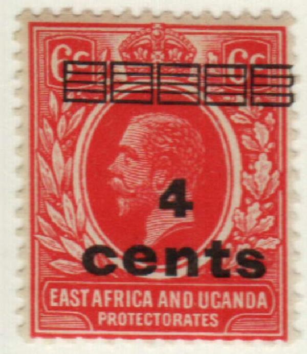 1919 East Africa and Uganda Prot.