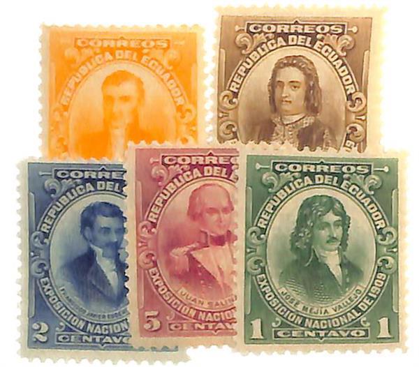 1909 Ecuador