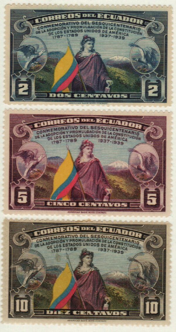 1938 Ecuador