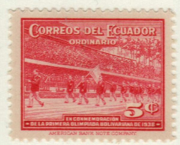 1939 Ecuador