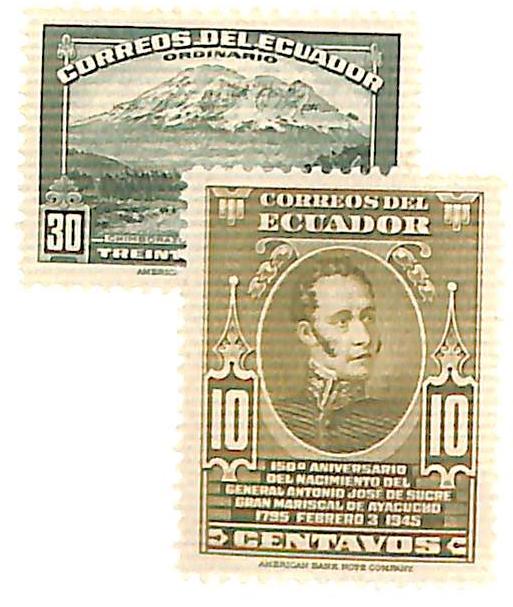 1945-47 Ecuador