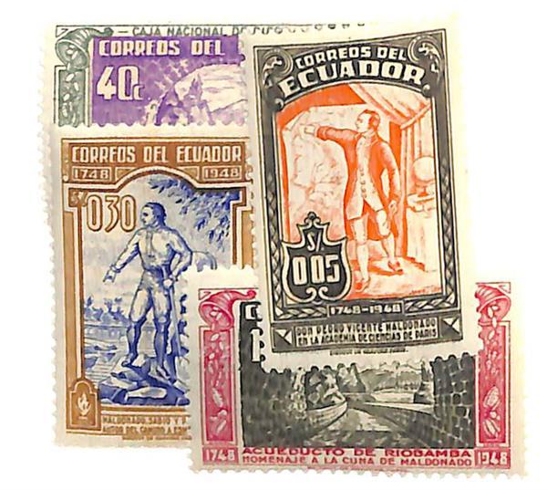 1948 Ecuador