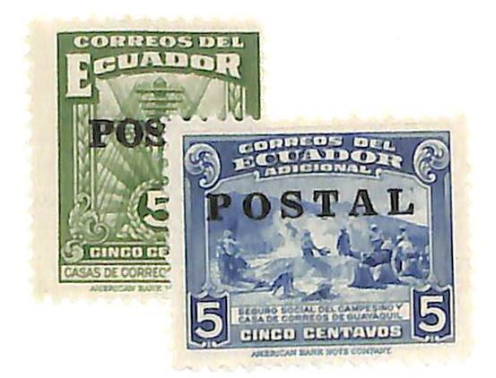 1950 Ecuador