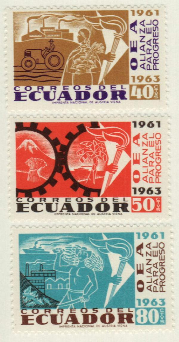 1964 Ecuador