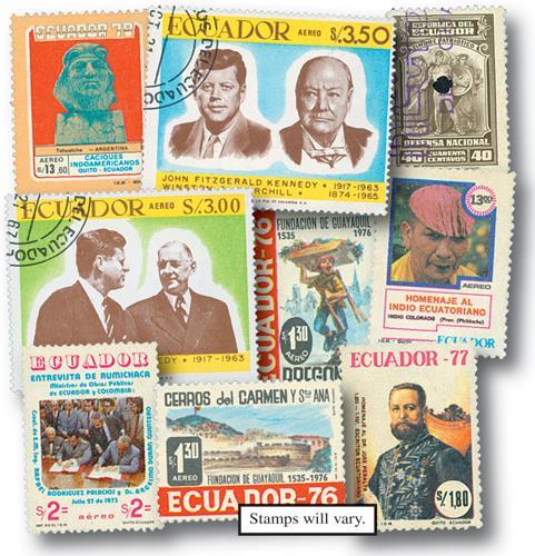 Ecuador, 600v