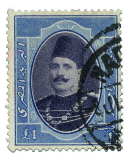 1924 Egypt