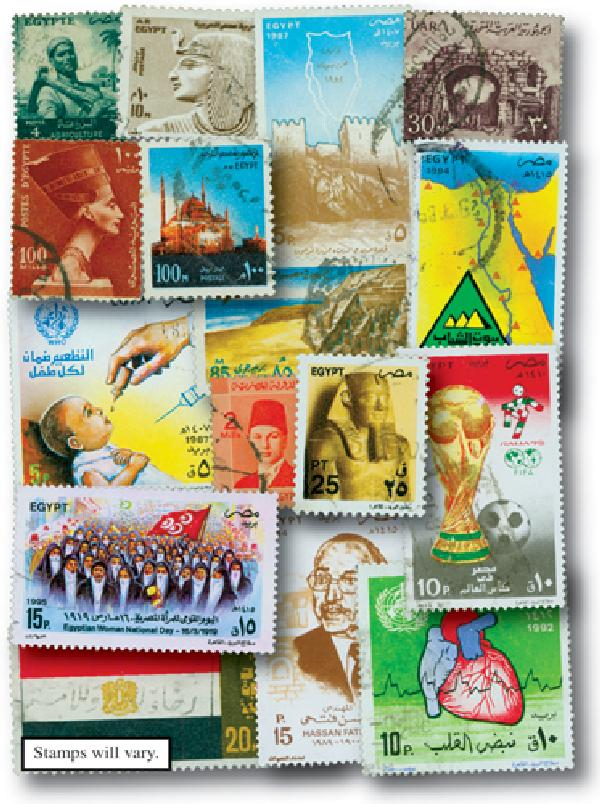 Worldwide Stamps for sale at Mystic Stamp