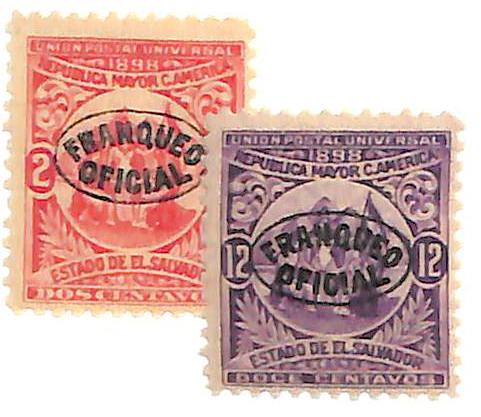 1898 El Salvador