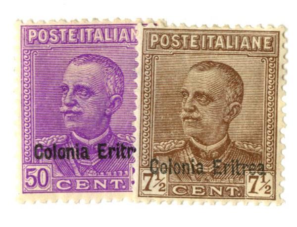 1928-29 Eritrea